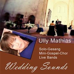 Sängerin Ully Mathias