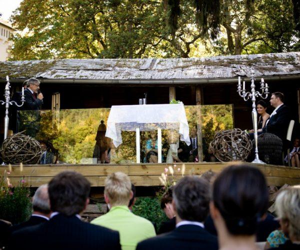 Hochzeitsmotto: So nah egal wie fern