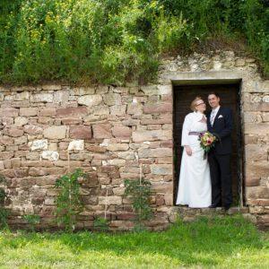 Hochzeit in alten Gemäuern