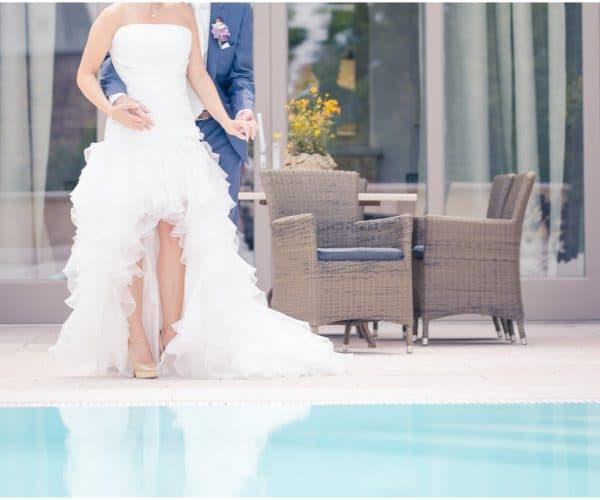 Klassisch elegante Hochzeit