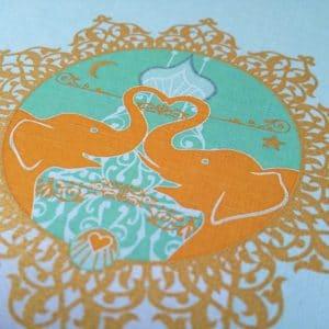 LoveWeddings Türkisch-Indische Hochzeitspapeterie