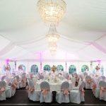 Hochzeitszelt per Elegance