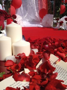 LoveWeddings Ein besonderer Heiratsantrag