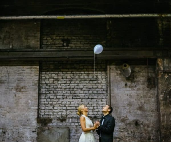 Industrial Styled Shooting