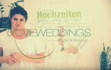LoveWeddings Movingly – Hochzeitslogo